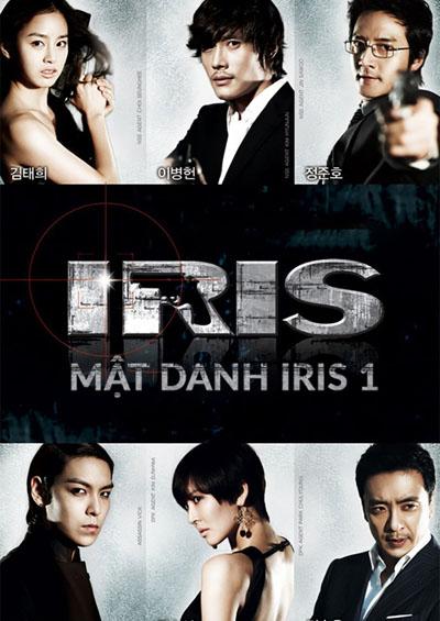 Mật Danh Iris 1