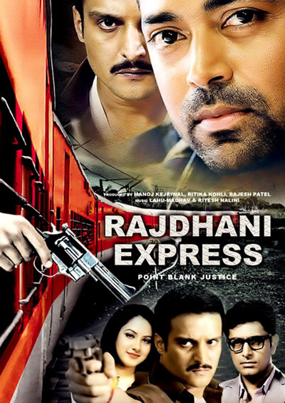 Chuyến Tàu Rajdhani