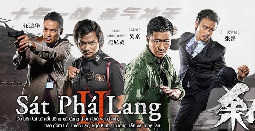 Sát Phá Lang 3: Tham Lang
