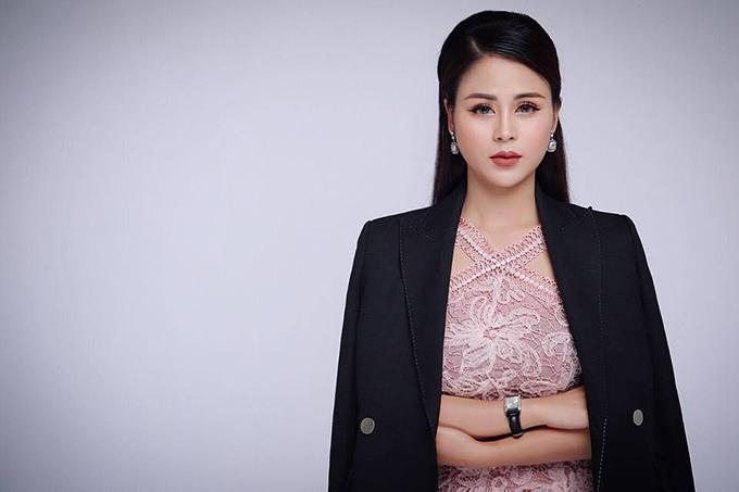 Lương Thu Trang - diễn viên kịch nổi tiếng với phim truyền hình