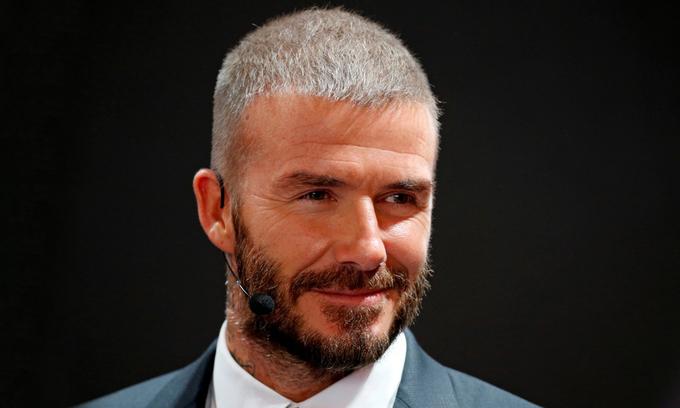 David Beckham đóng 'Friends'