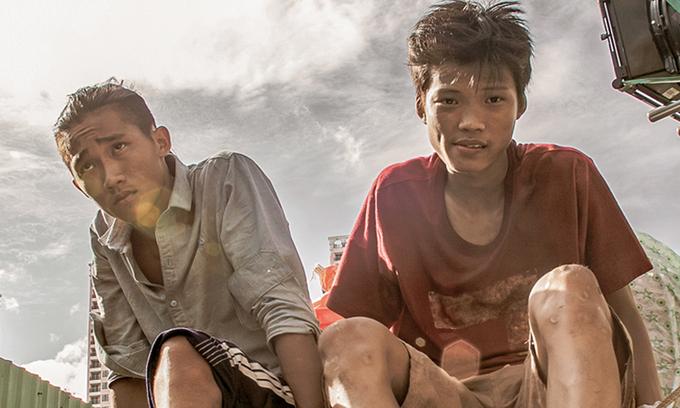 Diễn viên 'Ròm' đoạt giải ở Liên hoan phim châu Á