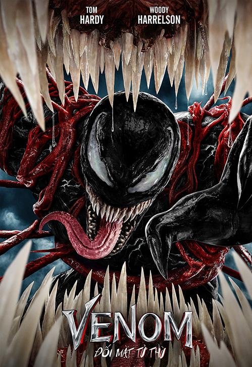 'Venom 2' lộ diện kẻ thù mới