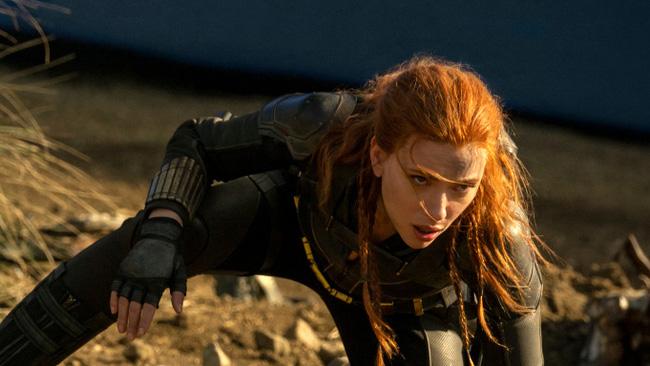 Black Widow thu về gần 5 triệu USD trong ngày đầu phát hành