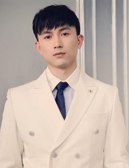 Hoàng Anh Vũ: 'Tôi diễn ăn ý với Thu Quỳnh'