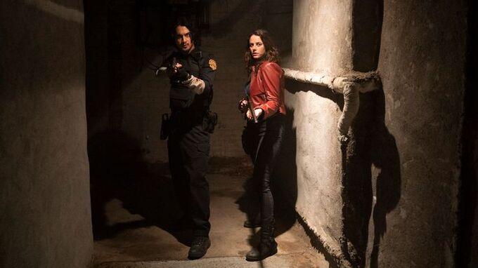 Resident Evil bản mới hé lộ hình ảnh đầu tiên