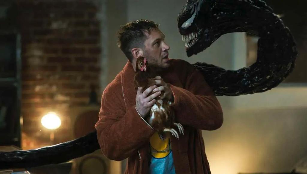 'Venom 2' phá kỷ lục của 'Black Widow'