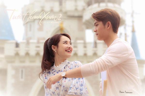 Kang Tae Oh - Nhã Phương ngọt ngào bên nhau trong loạt poster